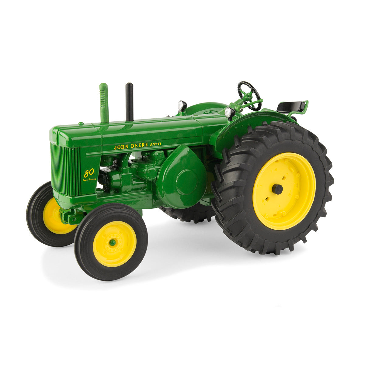 1/16 John Deere Model 80 Tractor Toy - LP69914