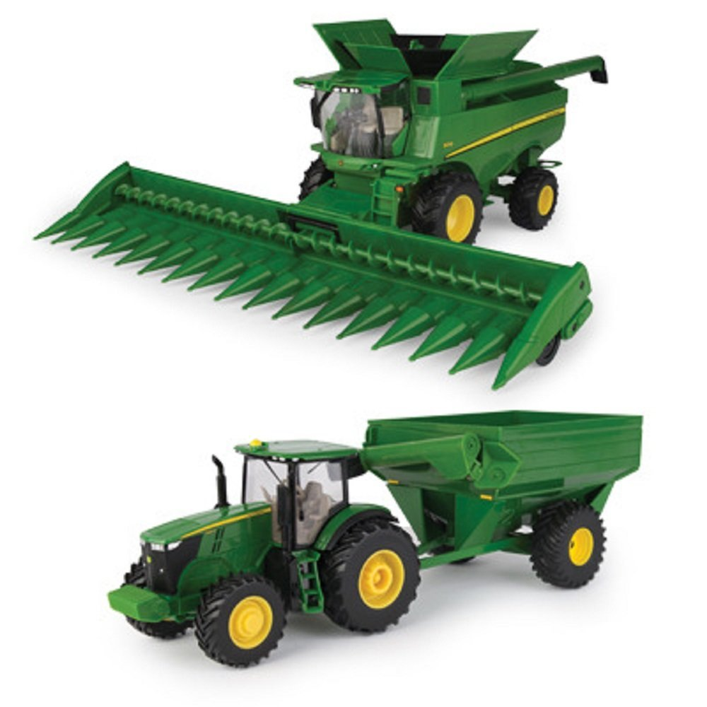 1/32 John Deere Corn Harvesting Set - LP68212