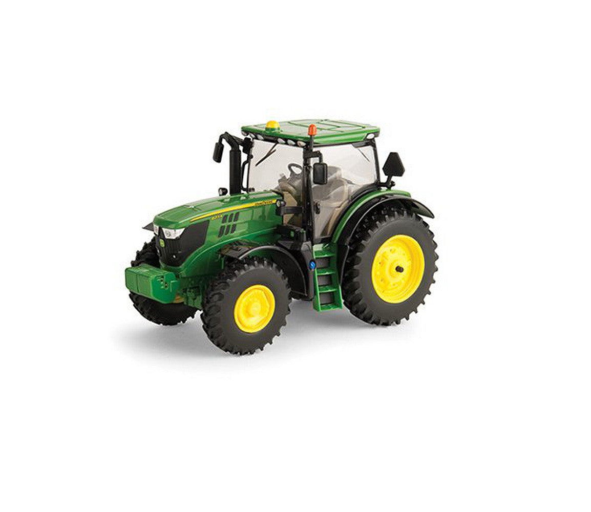 1/32 Scale John Deere 6215R Tractor Toy Prestige Collection Ertl #45522 -LP53315