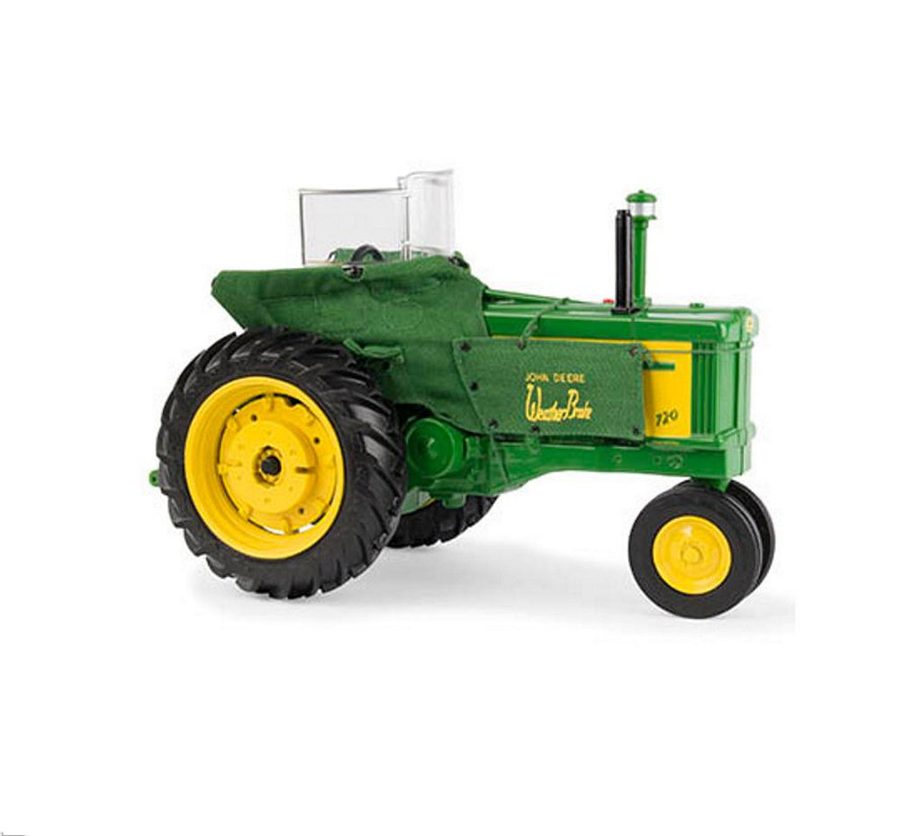 1/16 John Deere 720 with Heat Houser Blanket Prestige Collection - LP64475