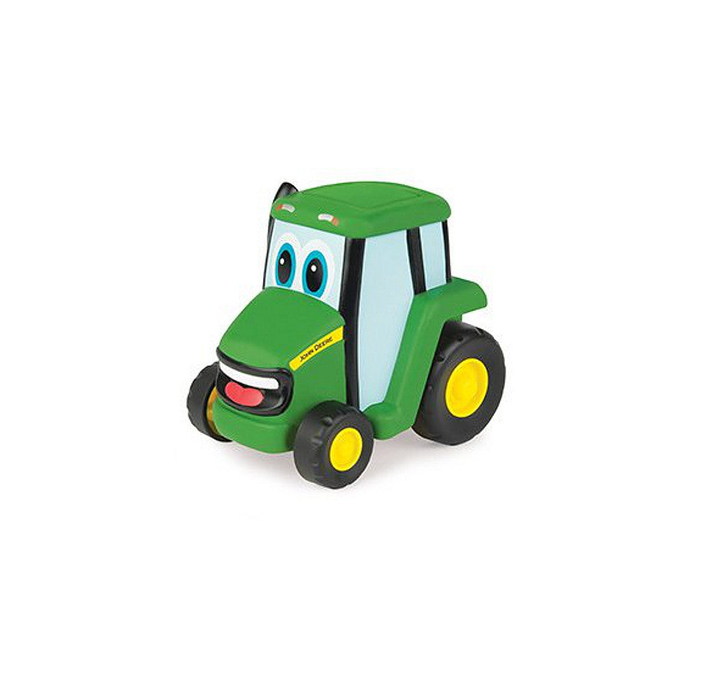 Johnny Tractor Push n Roll Tractor Toy - LP67305