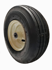 A&I Caster-Ribbed Tire & Wheel - B1SB8553