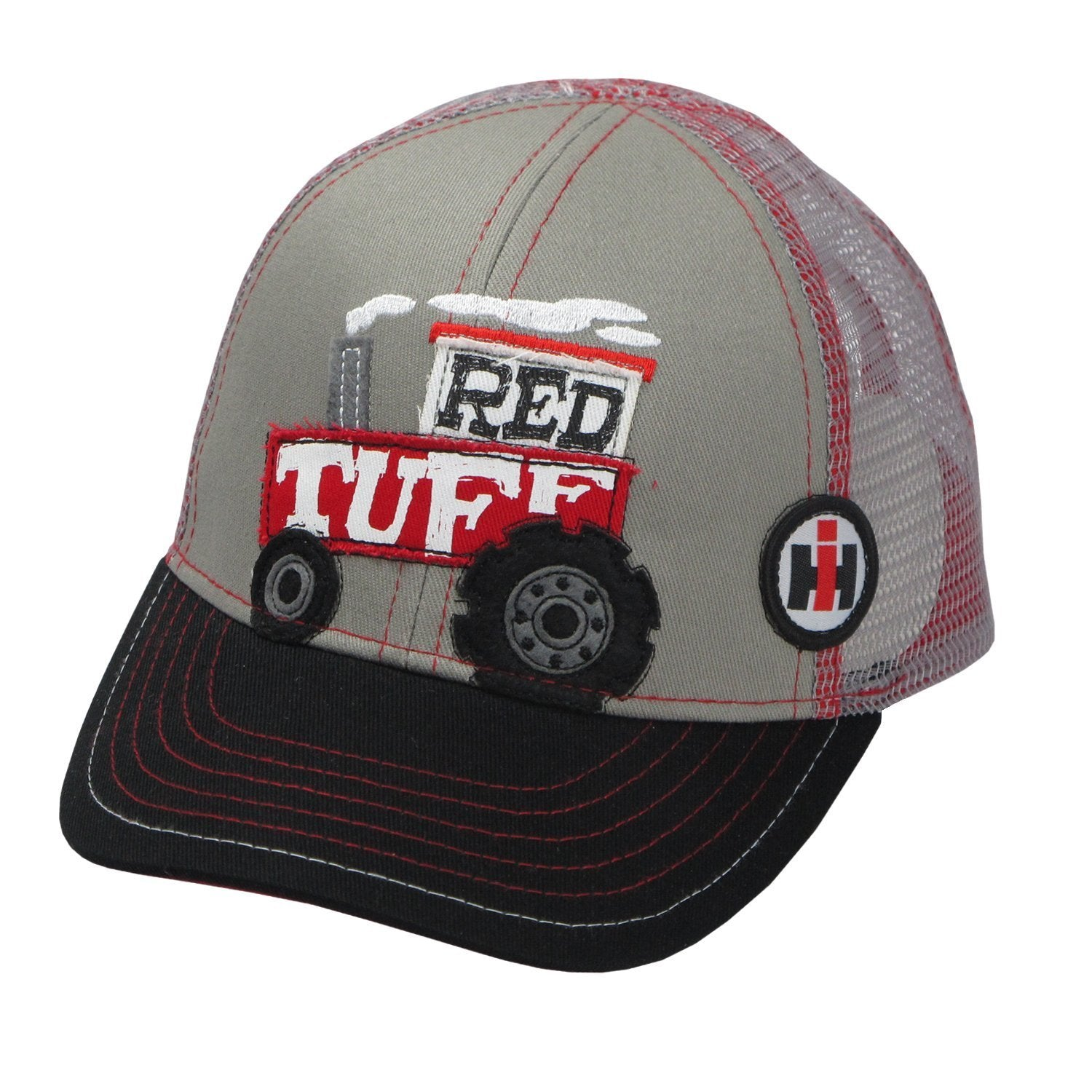 Case IH IH Toddler Red Tuff Cap - Officially Licensed