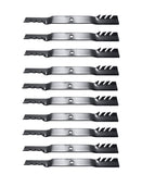 "OREGON 42"" Gator Blades (Set of 10) - 92615,10"