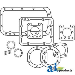 Hydraulic Lift Cover RePair Kit Part No: A-3B928