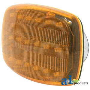 A&I Products Light Amber Safety Flash - A-WL18A
