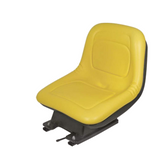A&I Products Yellow Seat with Suspension - A-AM131801