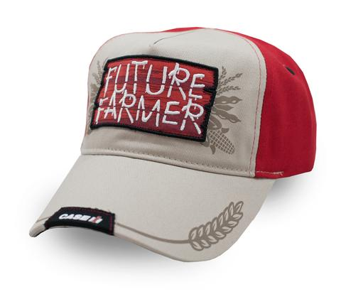 Case IH Youth Future Farmer Hat/Cap - 16CIH103-YTH
