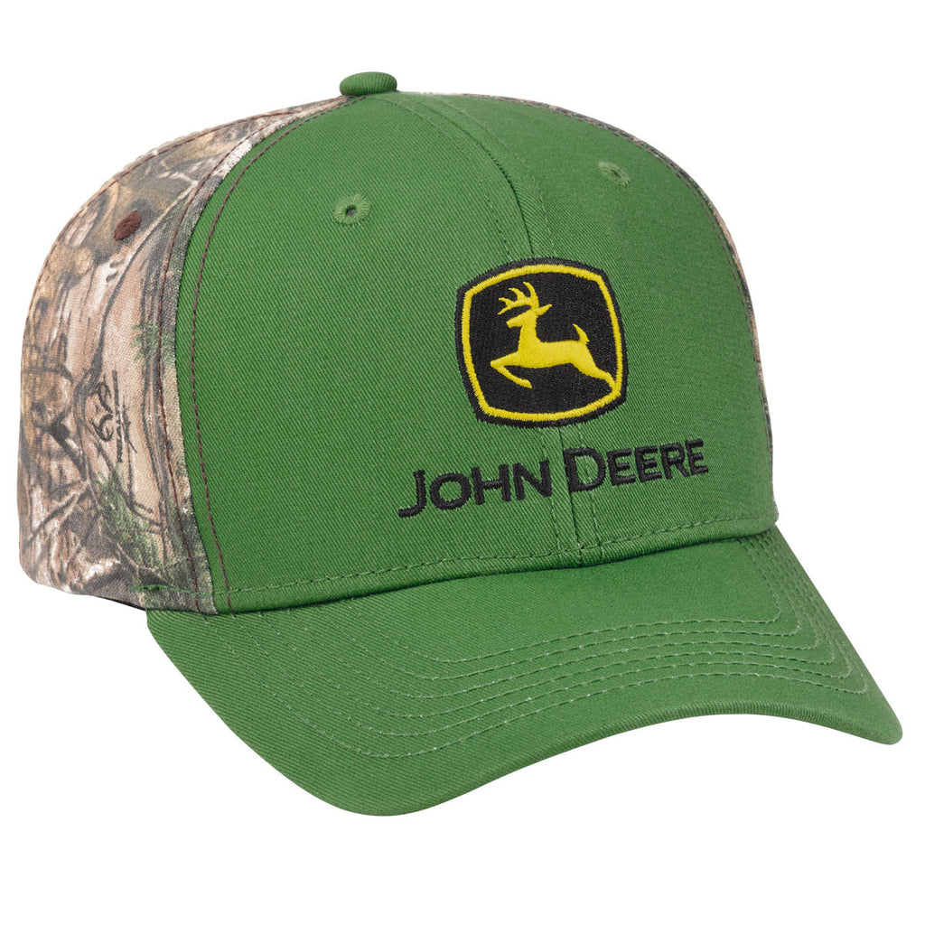 John Deere APX Colorblock Cap/Hat - LP69095