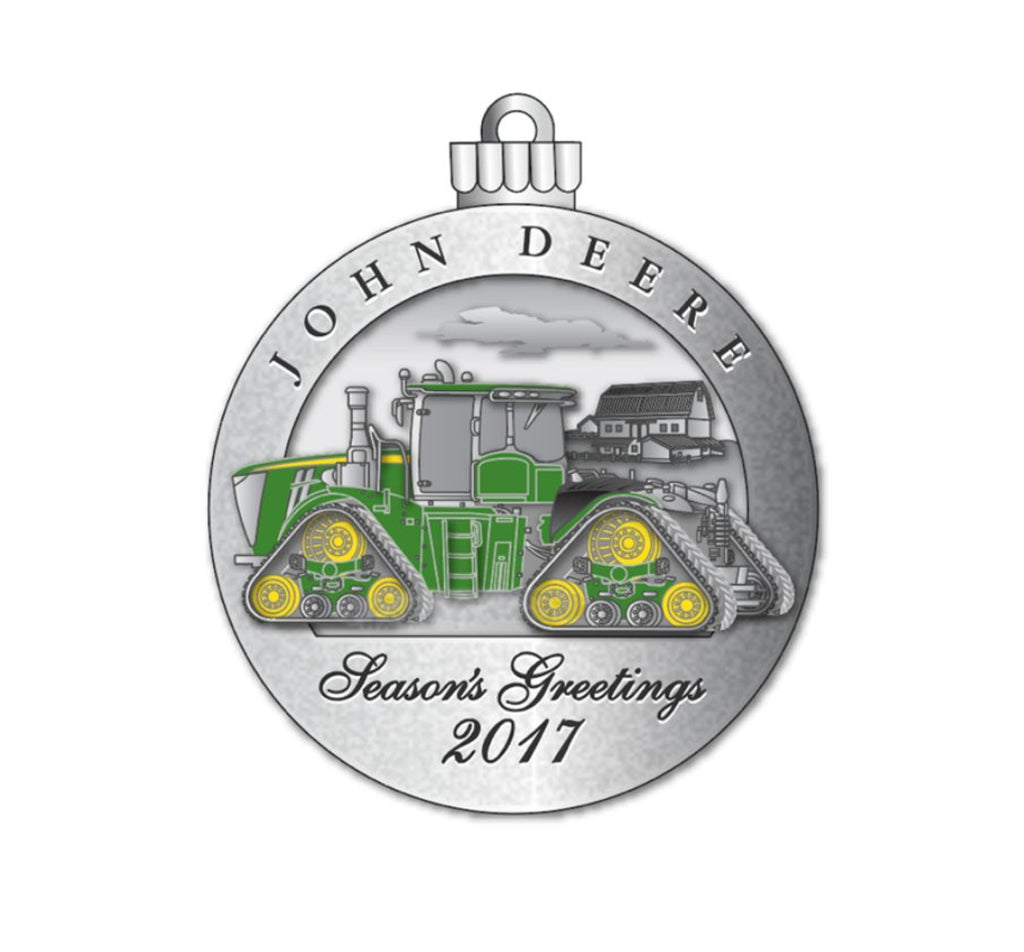 John Deere 2017 Collectible Christmas Ornament - LP68513
