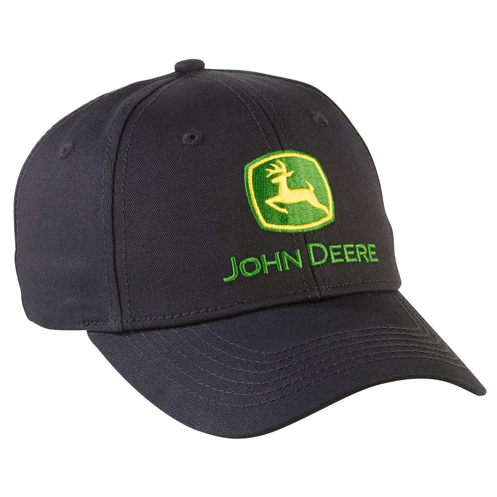 John Deere Black NRLD Structured Hat/Cap - LP69225