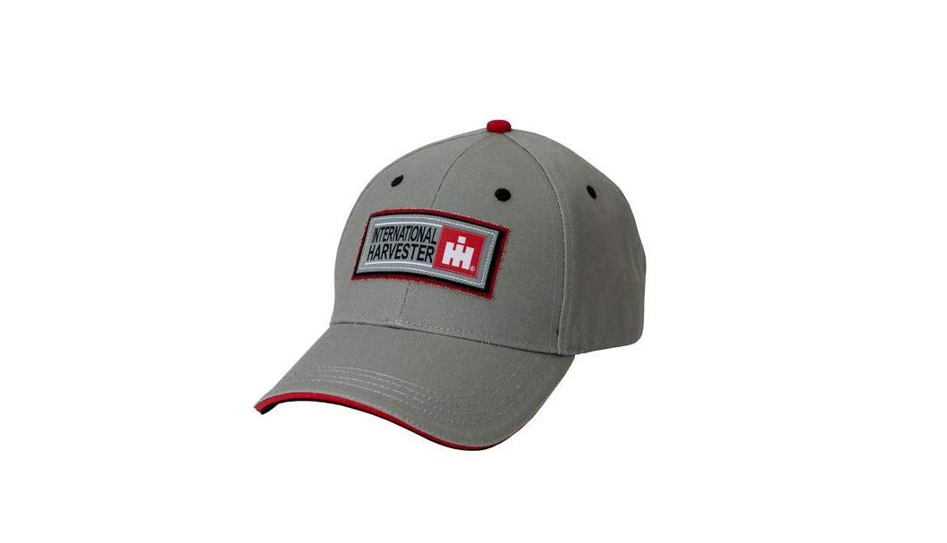 IH Solid Grey Patch Hat/Cap - A2330