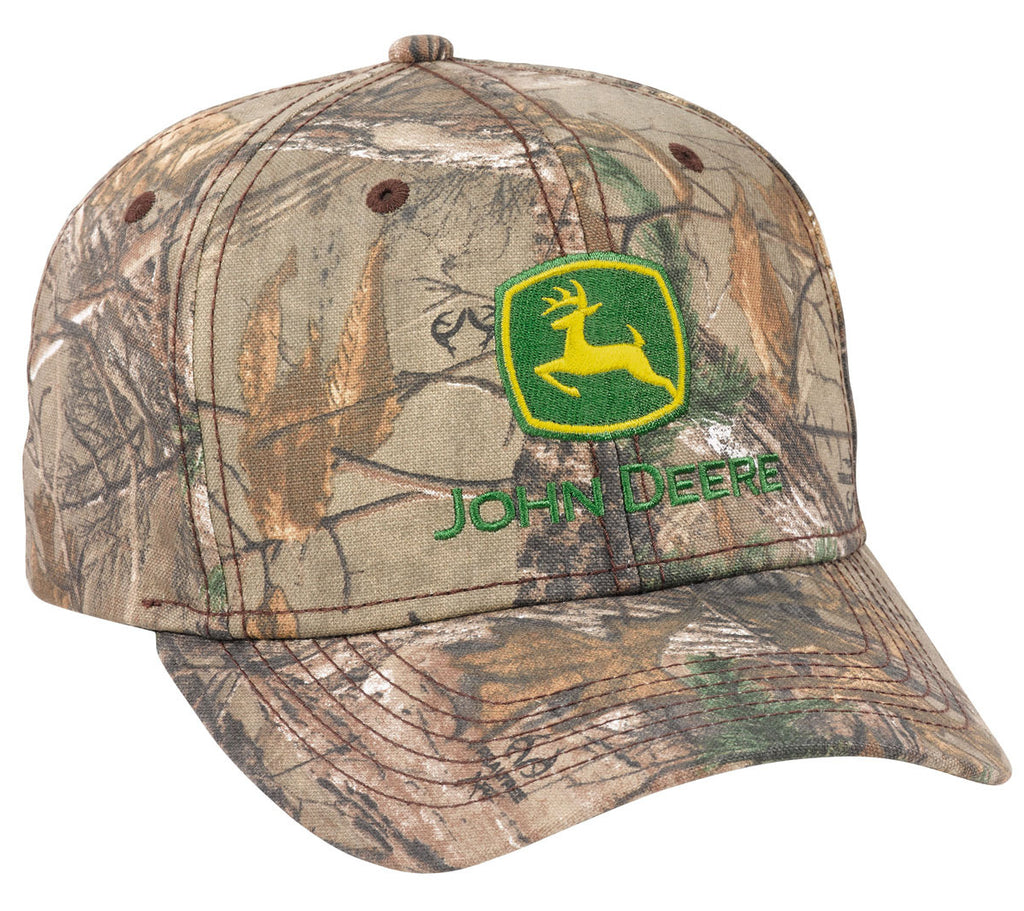 John Deere Men's APX Basic Camo Cap/Hat - LP69096