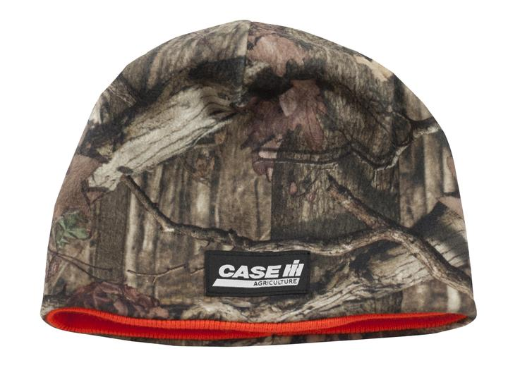 Case IH Reversible Camo & Blaze Orange Beanie - 16CIHK023