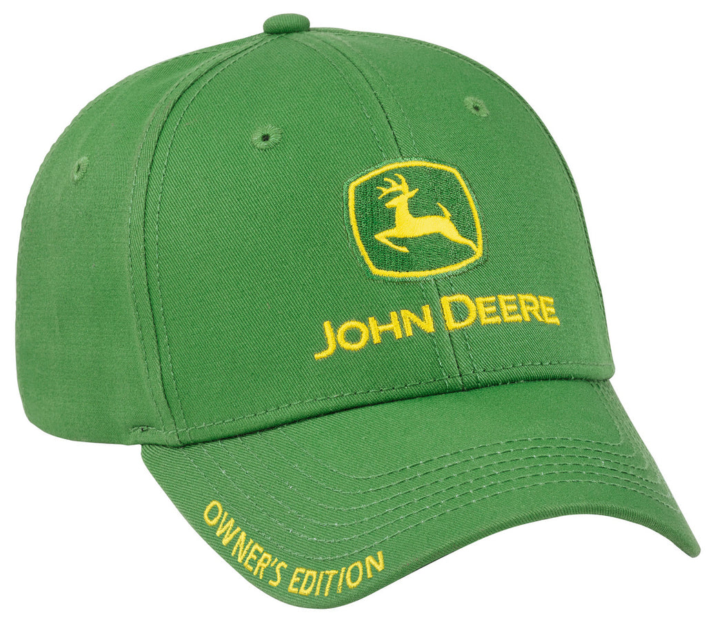 John Deere Men's Green Owners Edition Cap/Hat - LP70010