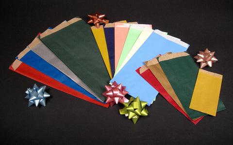 Gift wrap Paper bags