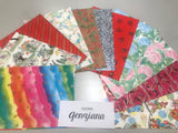 "Carta Regalo Stock - Mix 100 Fogli ""Genziana"""