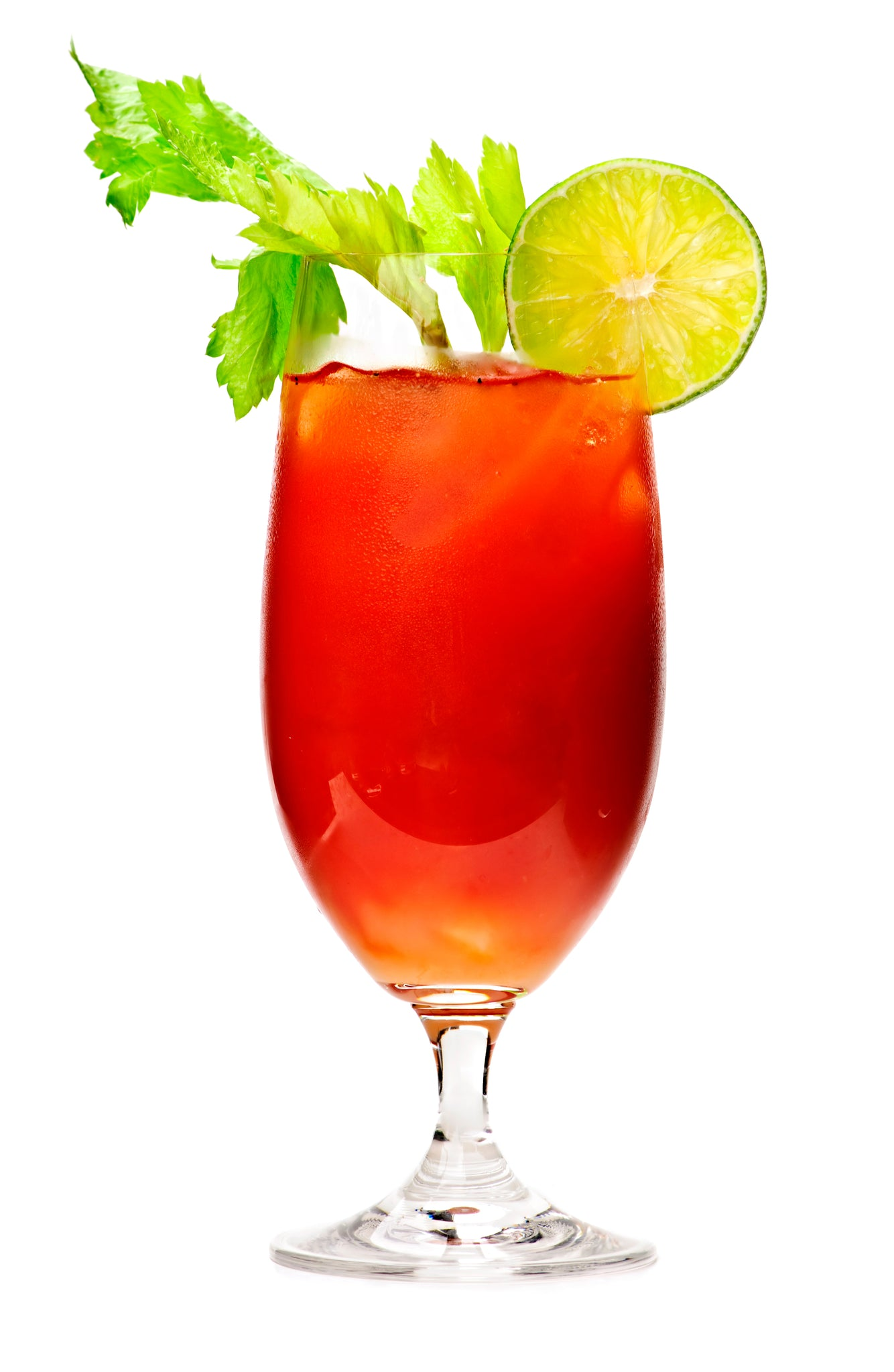Bloody Mary made with Hot Pepper Alcohol