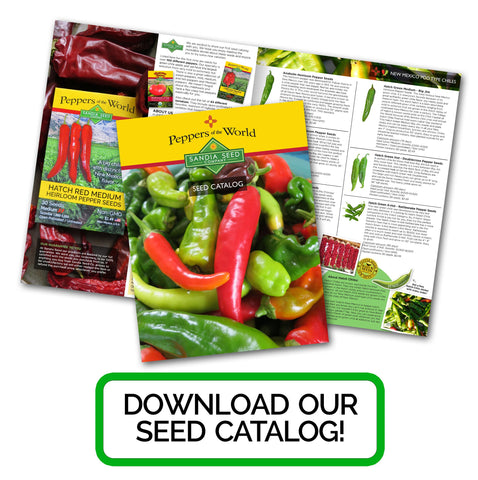 Download our Seed Catalog