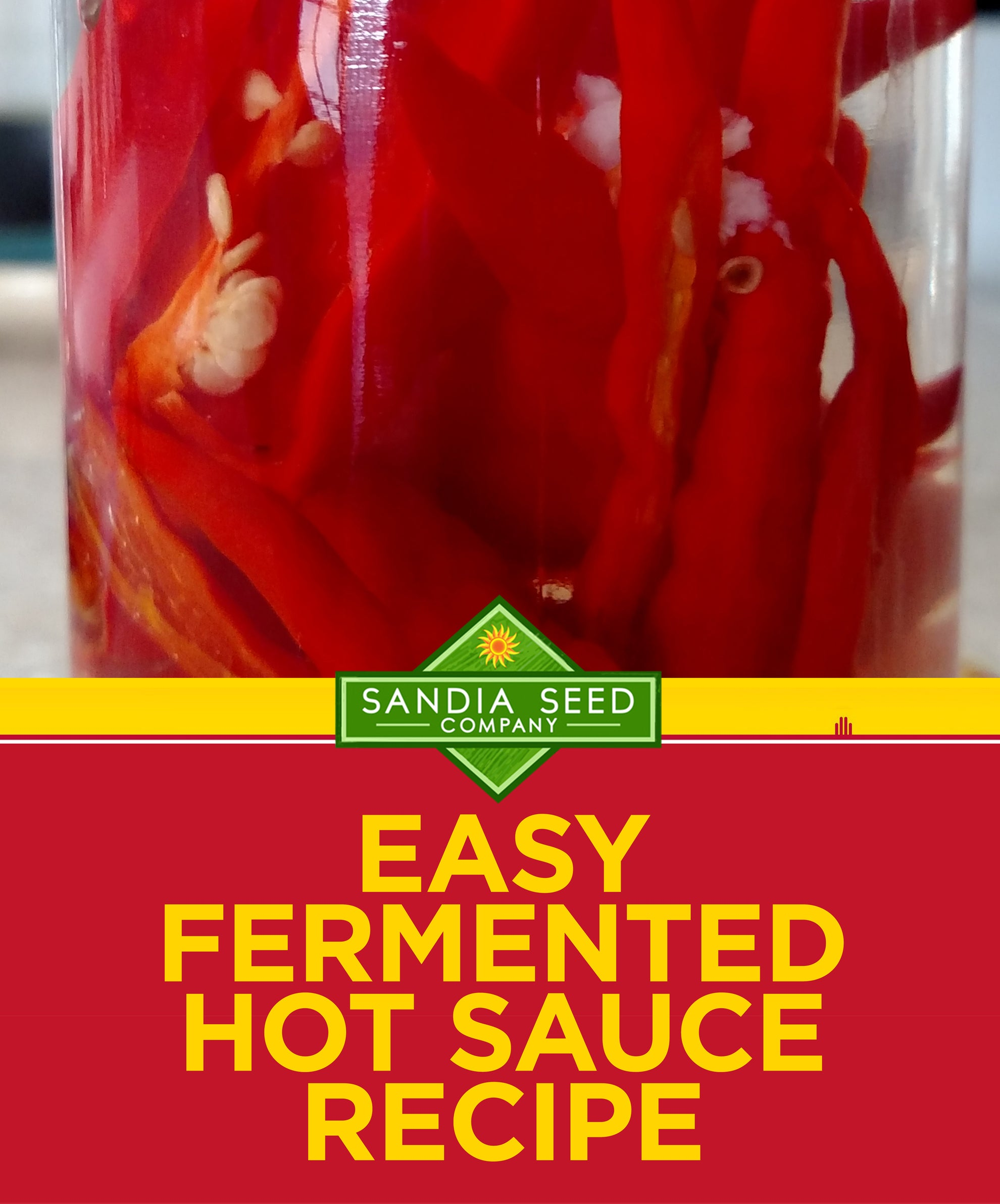 Fermented Hot Sauce Recipe