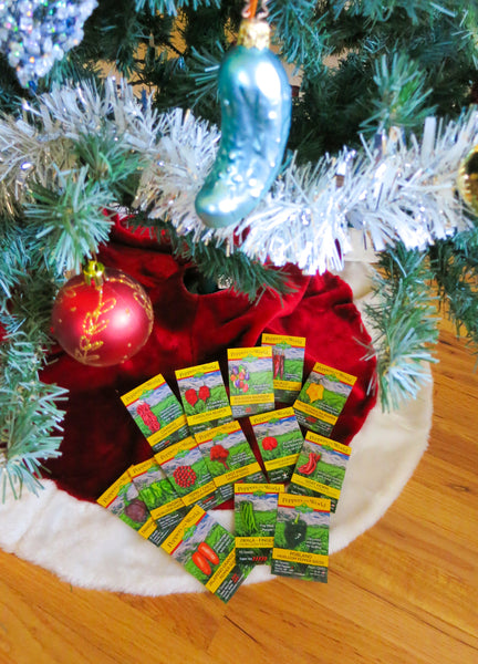 Unusual Gifts for Gardeners - Seeds!