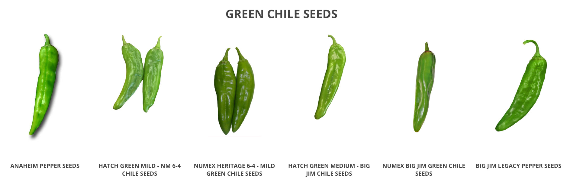 Hatch Chile Seeds