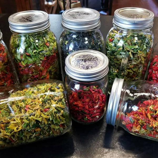 How to make Hot Pepper Flakes