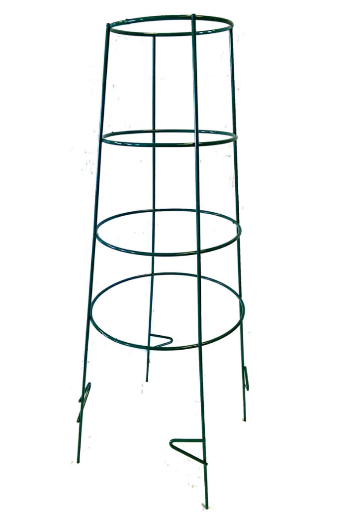 Best Tomato Cages: Midwest Wire Works Inverted Cage