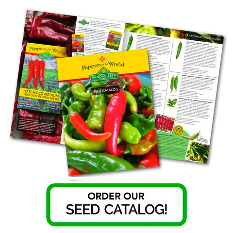 Order our Vegetable Seed Catalog