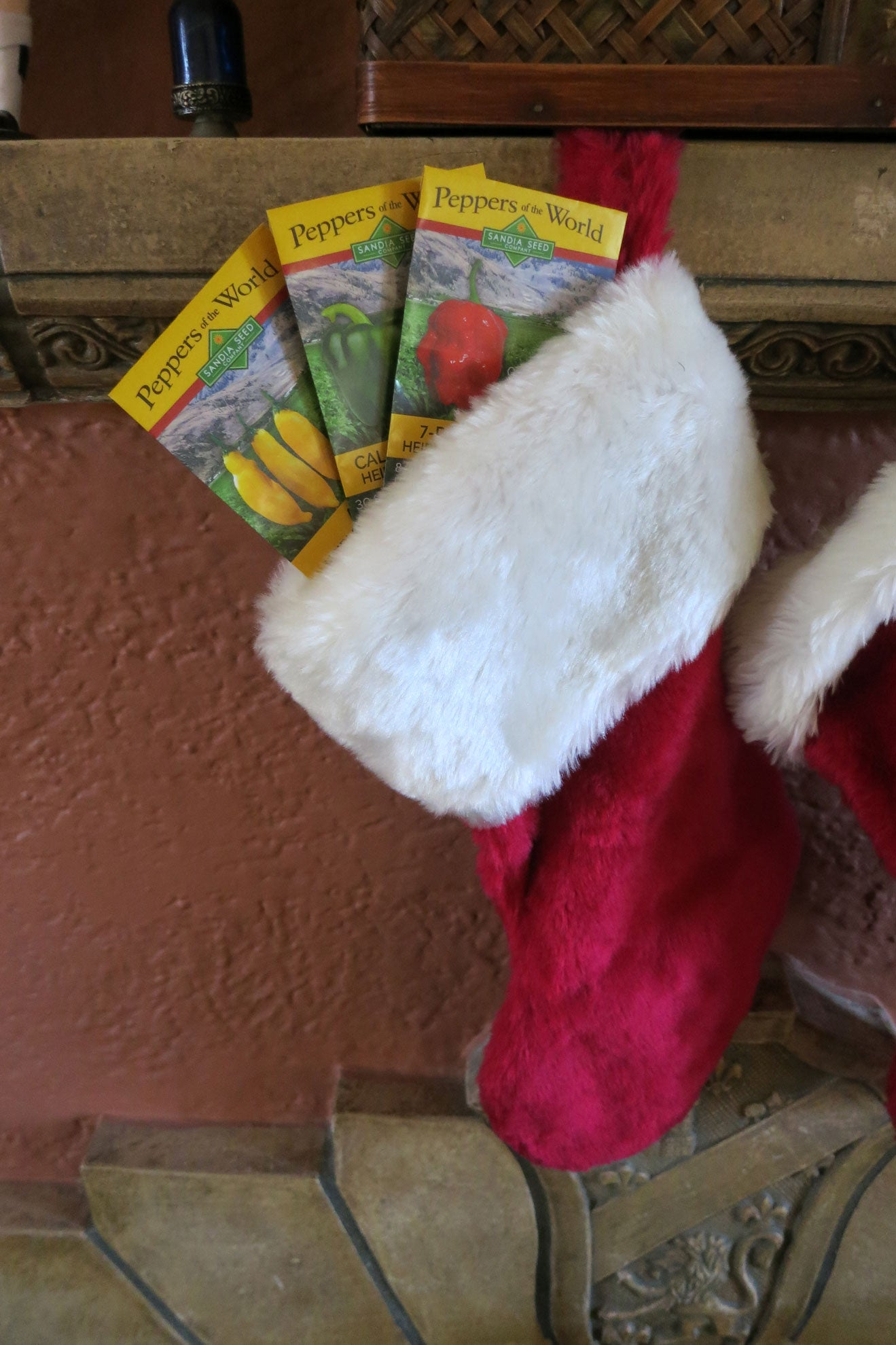 Stocking Stuffers for Gardeners - Seeds from Sandia Seed