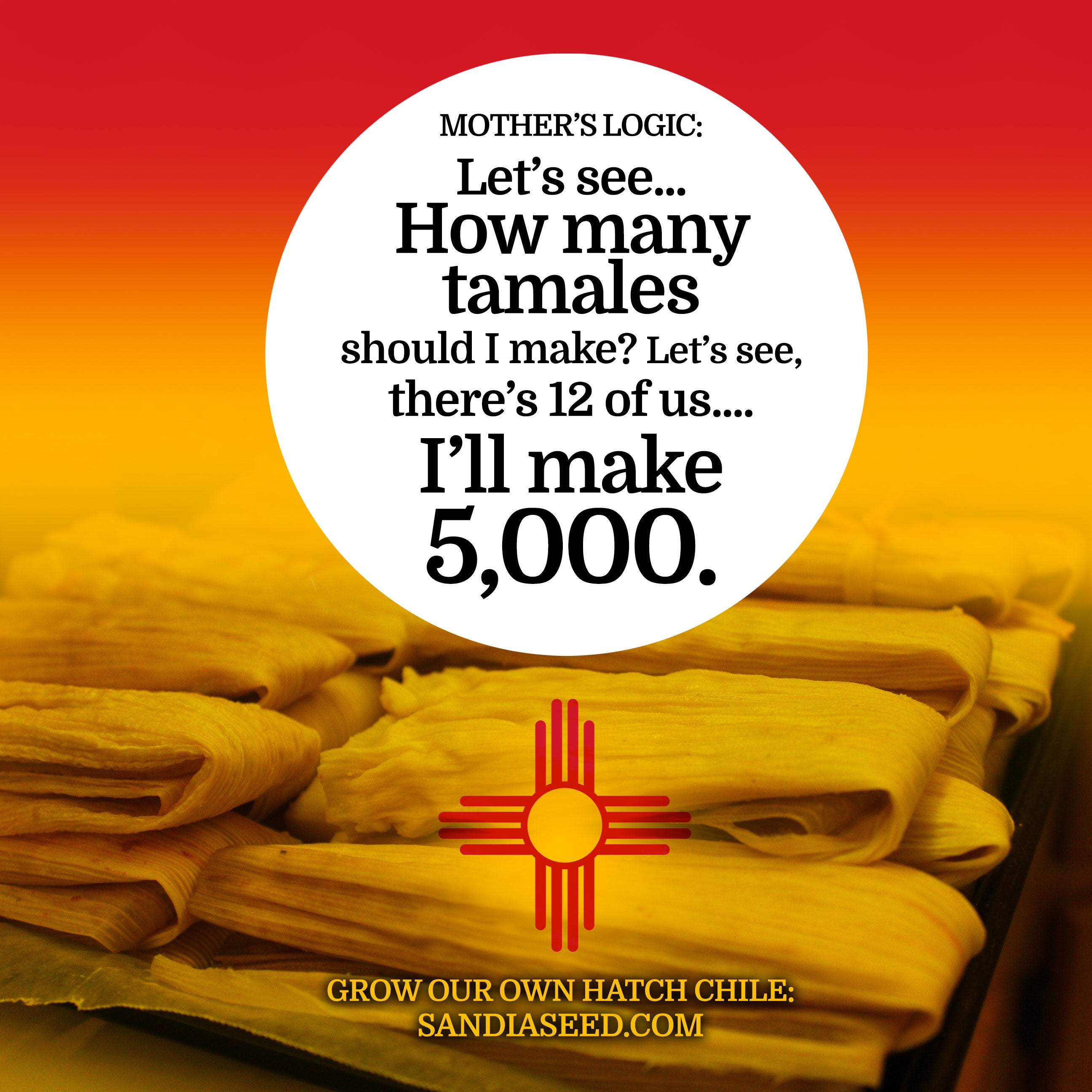 How many Tamales should I make - Tamale Meme