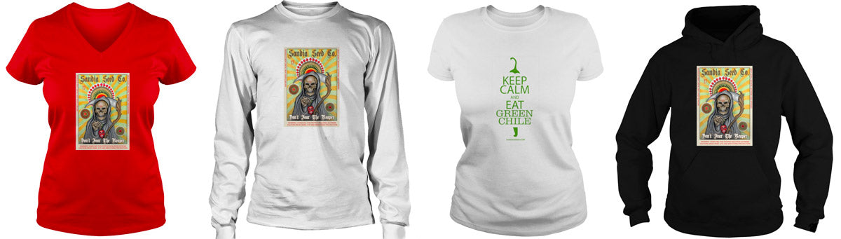 Green Chile Shirts