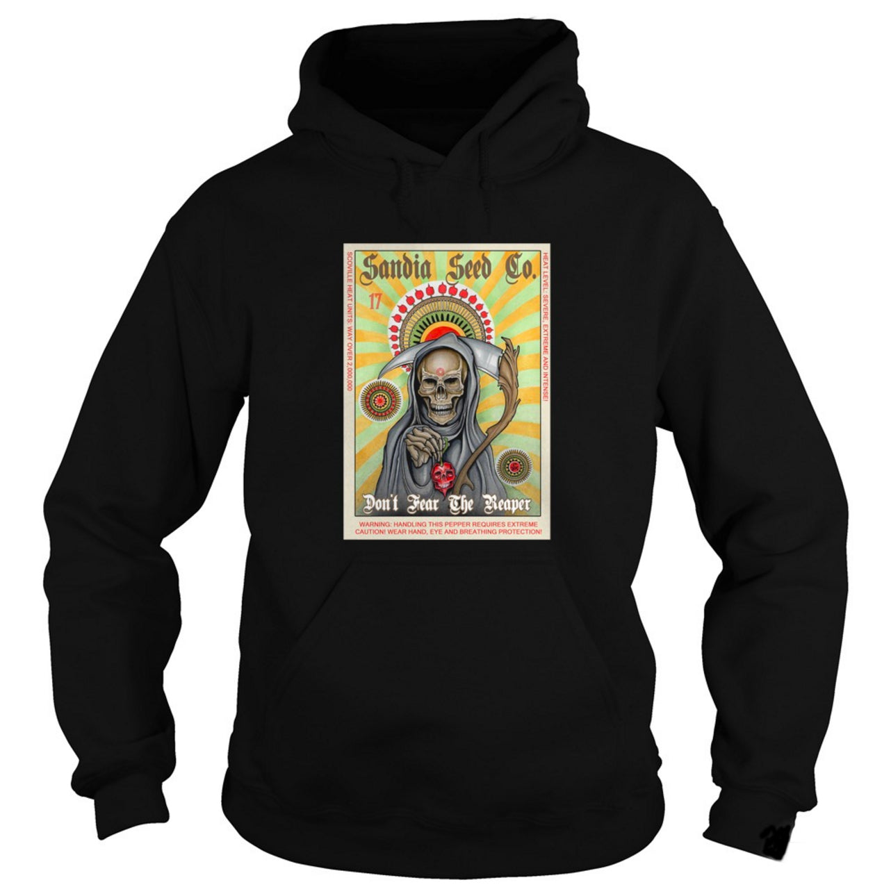 Hot Pepper Sweatshirt Hoodie Shirts