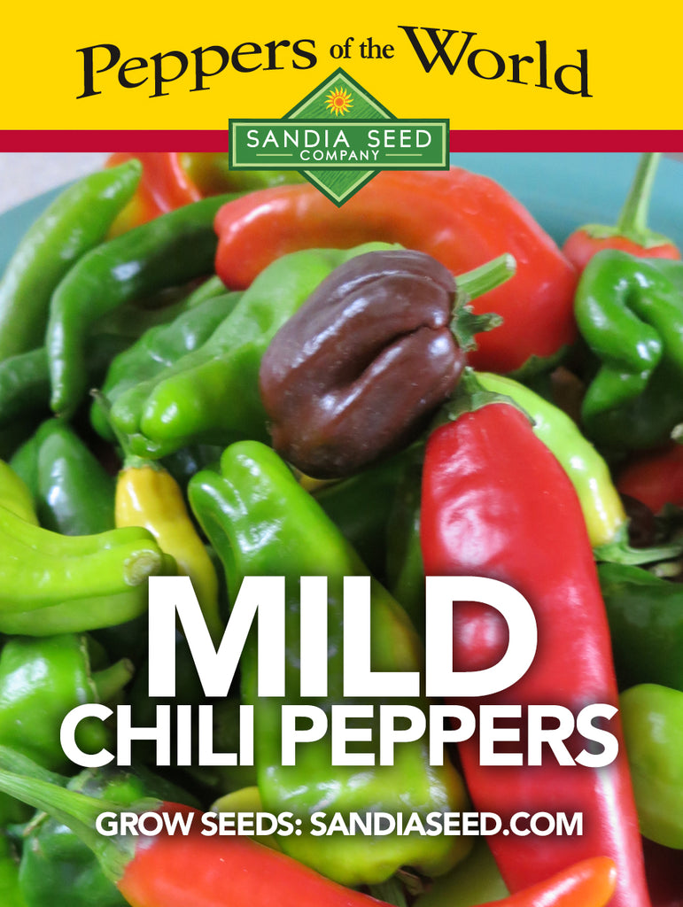 mild  chili peppers