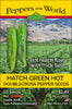Hatch Green Hot - Doublecross Chile Seeds