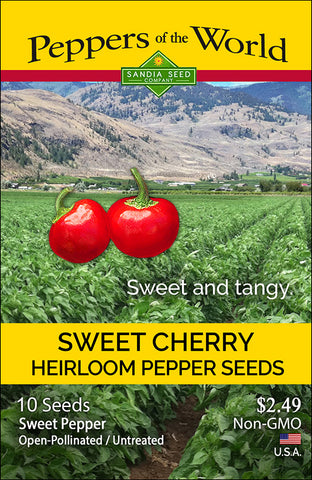 Bell Sweet Chocolate Seeds - Organic