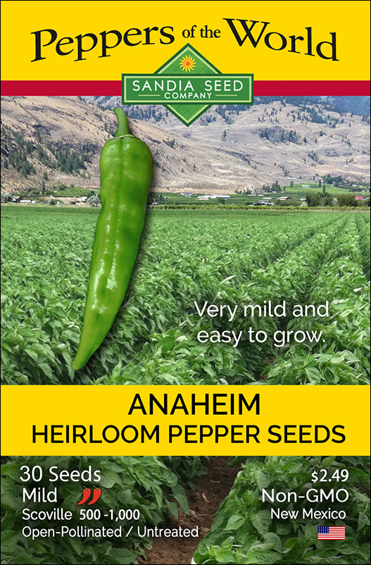 Anaheim Pepper Seeds