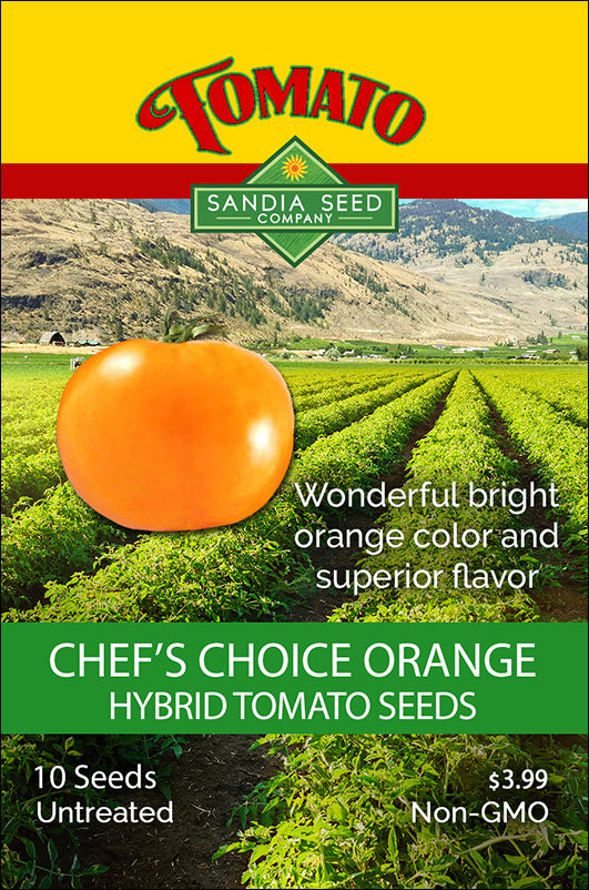 Early Tomato Varieties from SandiaSeed.com: Chef Tomato