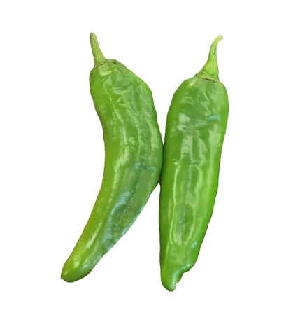 Hatch Green Chile Seeds • X-Hot • Barkers Hot