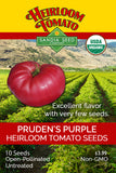 Tomato - Pruden's Purple Seeds ORG