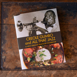 Creole Gumbo and All That Jazz - A New Orleans Seafood Cookbook - Aunt Sally's Pralines