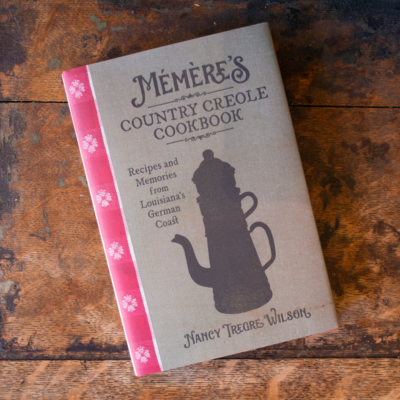 Mémère's Country Creole Cookbook - Aunt Sally's Pralines