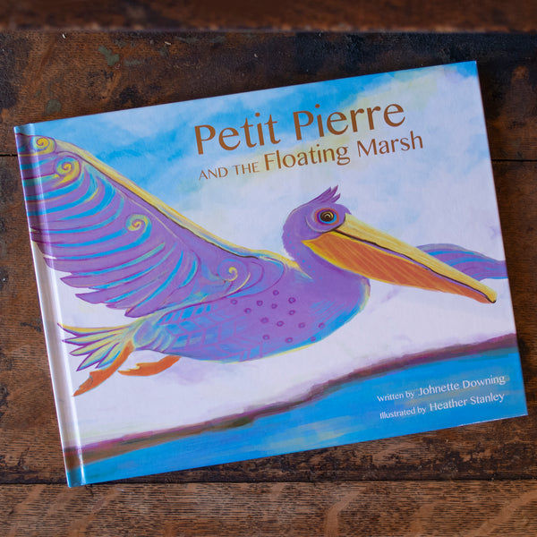 Petit Pierre and the Floating Marsh - Aunt Sally's Pralines