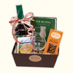 Cocktail Gift Basket - Aunt Sally's Pralines
