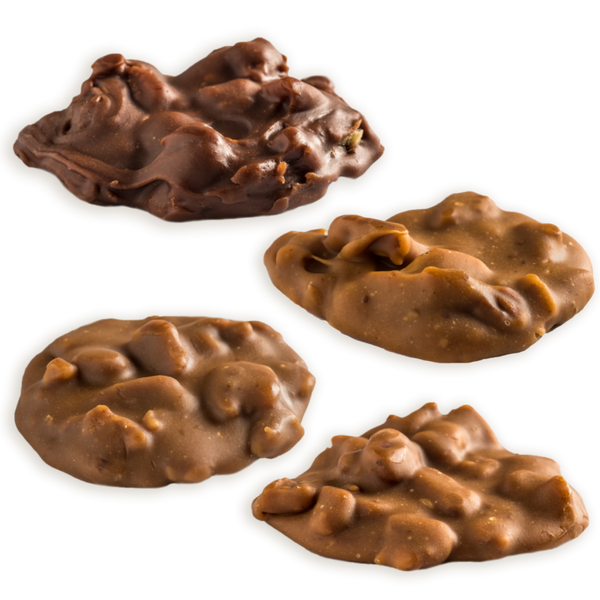 Creamy Pralines Assorted
