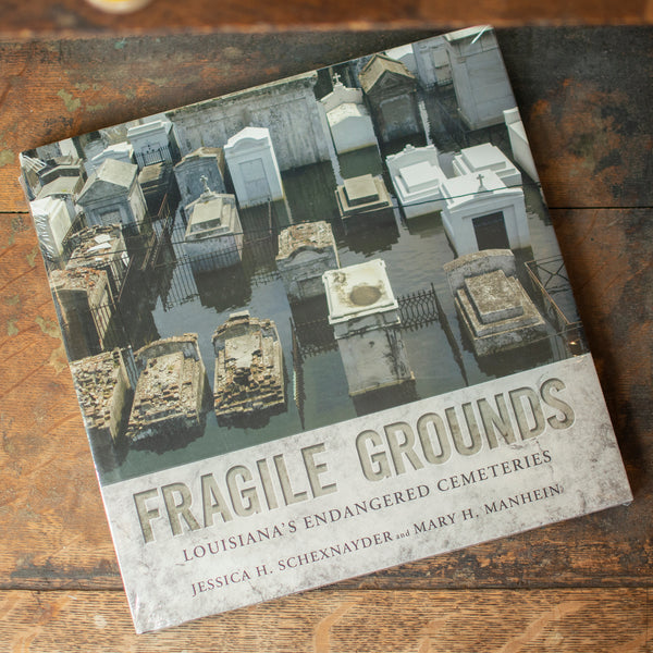 Fragile Grounds - Louisiana's Endangered Cemeteries - Aunt Sally's Pralines