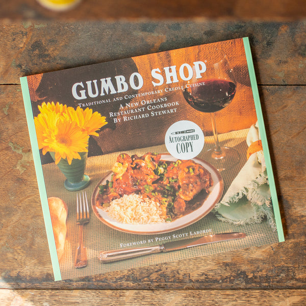 Gumbo Shop - Traditional and Contemporary Creole Cuisine - Aunt Sally's Pralines