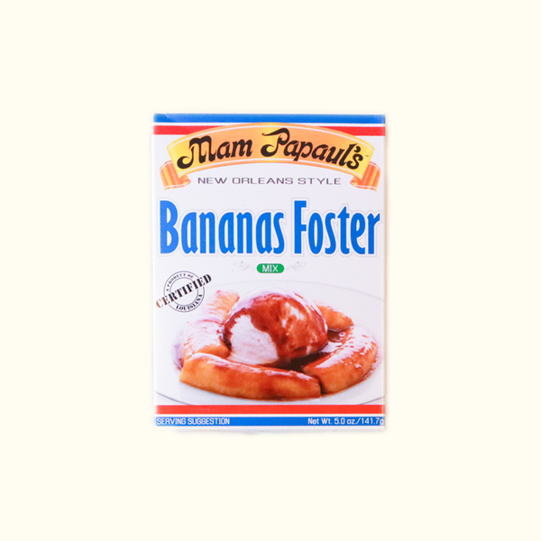 Mam Papaul's Bananas Foster Mix - Aunt Sally's
