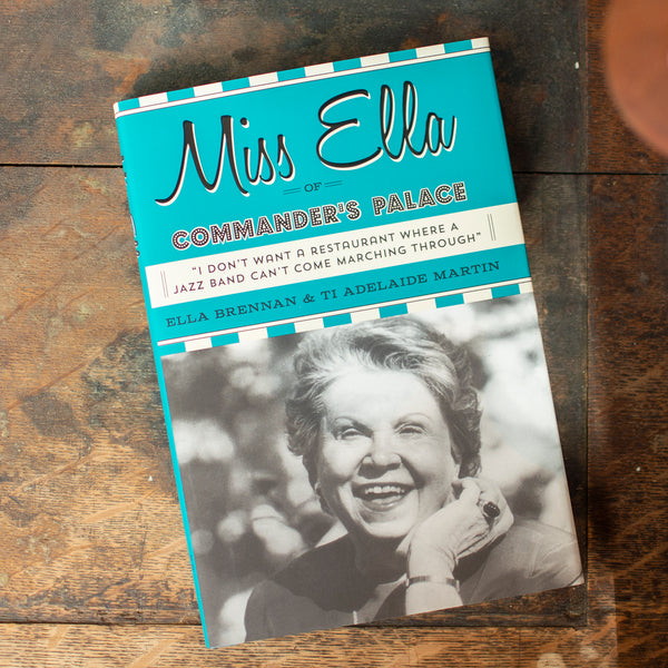 Miss Ella of Commander's Palace - Aunt Sally's Pralines