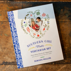 Southern Girl Meets Vegetarian Boy - Aunt Sally's Pralines